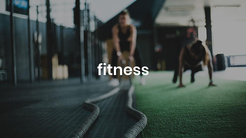 fitness achtergrond muziek