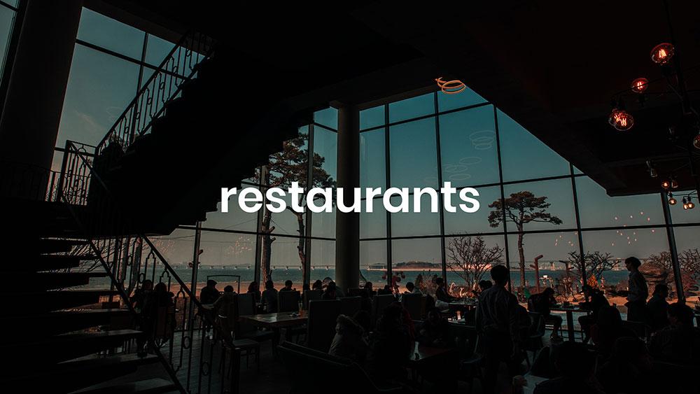 restaurant achtergrond muziek
