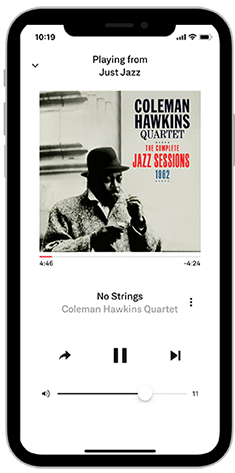 in-store music achtergrond muziek spotify zakelijk soundtrack